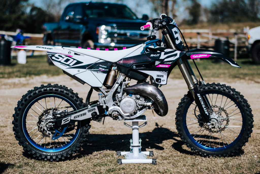 Right Size YZ125